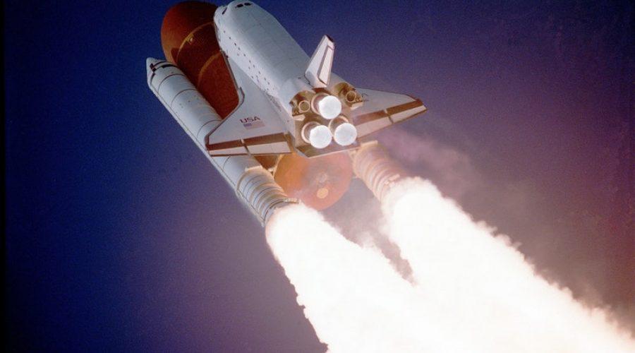 A Gen Xer dreams of the Space Shuttle