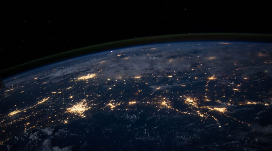 Elon Musk's Starlink satellite program aims to provide global internet coverage.